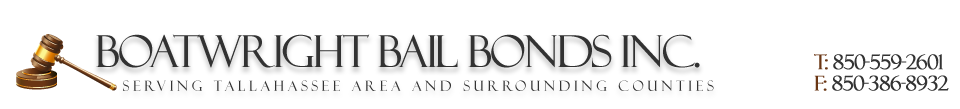 Boatwright Bail Bonds Inc. - Bail Bondsman Tallahassee